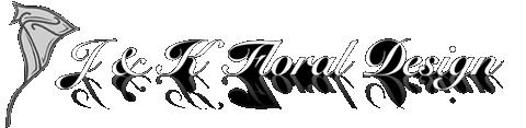 J & K Floral Logo
